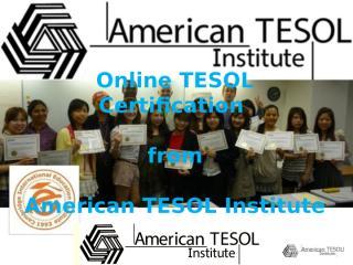 Tesol certificate programs.pptx