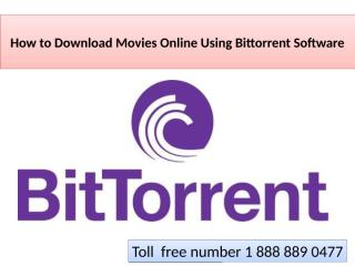 How to Download Movies Online Using Bittorrent Software.pptx