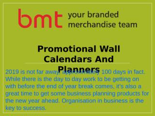 Calendars And Planners.pptx