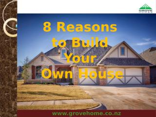 reasons to build your own house.pptx