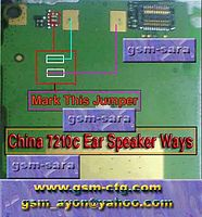 China 7210c Ear Speaker Ways Solution  By_ gsm-sara.jpg